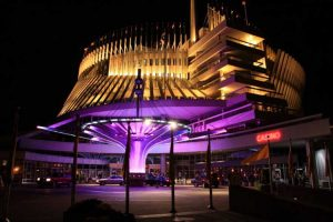 The Casino de Montreal for a cool pastime.
